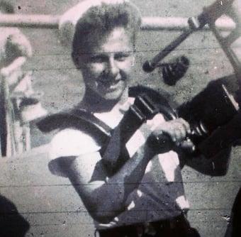 Fran Alleman USNA 1941